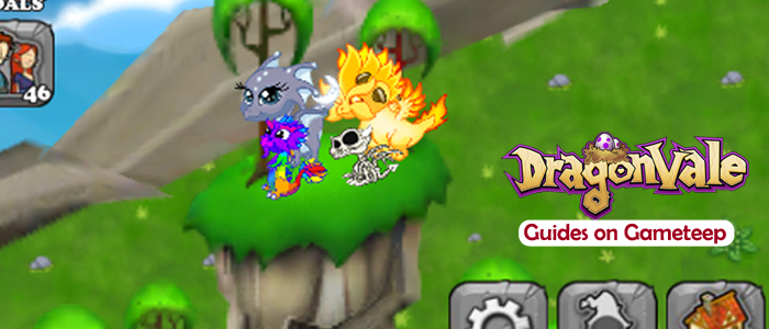The treasures of Dragonvale the video game