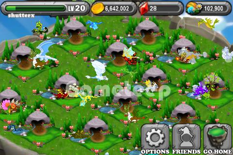 love dragon dragonvale