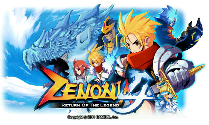 Zenonia 4 - Return of the Legend