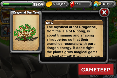 DragonVale Dragonsai Tree