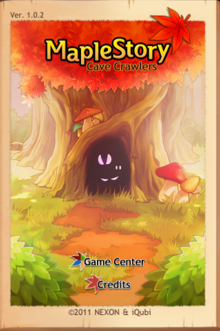 MapleStory Cave Crawlers-1