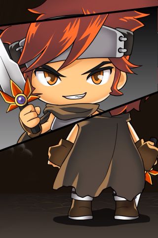 MapleStory Cave Crawlers-2