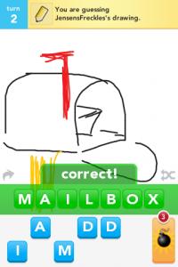 Draw Something Drawings Mailbox