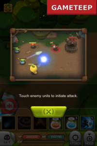 Plants War gameplay tutorial
