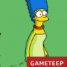 Tapped Out - Marge Simpson