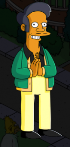 The Simpsons Tapped Out - Apu