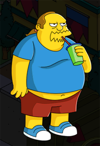 The Simpsons Tapped Out - Comic Book Guy