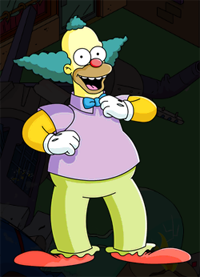 The Simpsons Tapped Out - Krusty