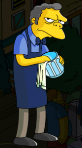 The Simpsons Tapped Out - Moe