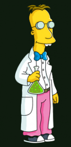 The Simpsons Tapped Out - Professor Frink