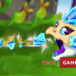 DragonVale Diamond Dragon Breath
