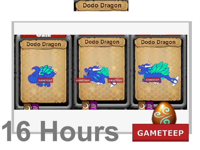 DragonVale Dodo Dragon