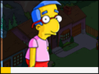 The Simpsons Tapped Out - Icons Milhouse