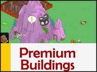 The Simpsons Tapped Out - Icons Premium Buildings