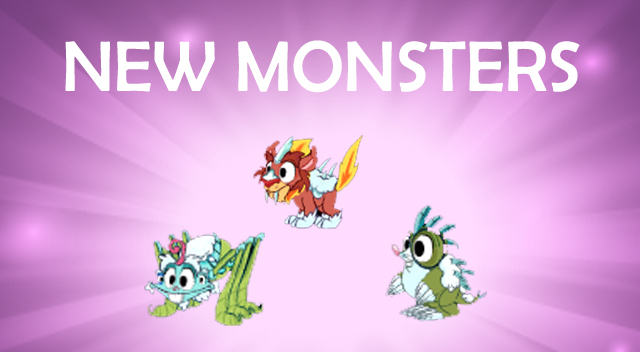Tiny Monsters