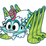 Tiny Monsters: Tundra Monster