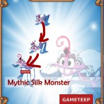 Tiny Monsters Teepbook - Mythic Silk Monster