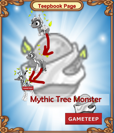 Tiny Monsters: Mythic Monsters Breeding Guide