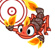 magma Monster baby