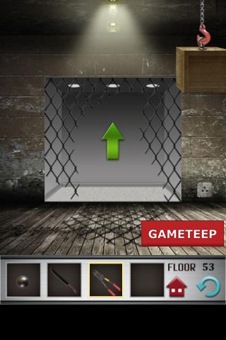 100 Floors Level 53