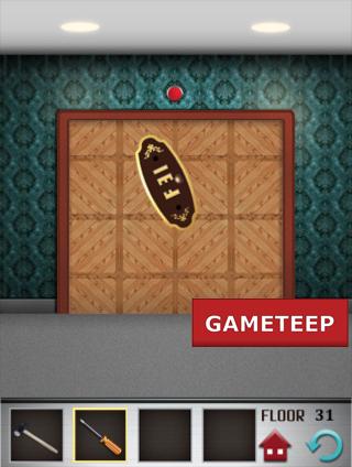 100 floors level 31 gameteep