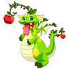 Dragon Story - Fruitful Dragon Adult