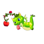 Dragon Story - Fruitful Dragon