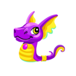 Dragon Story: New Genie Dragon, Poison, Coral Dragon