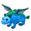 Dragon Story Island Dragon Adult