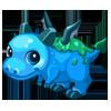 Dragon Story Island Dragon - Teen