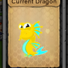 DragonVale Current Dragon Baby