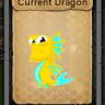 DragonVale Current Dragon Baby