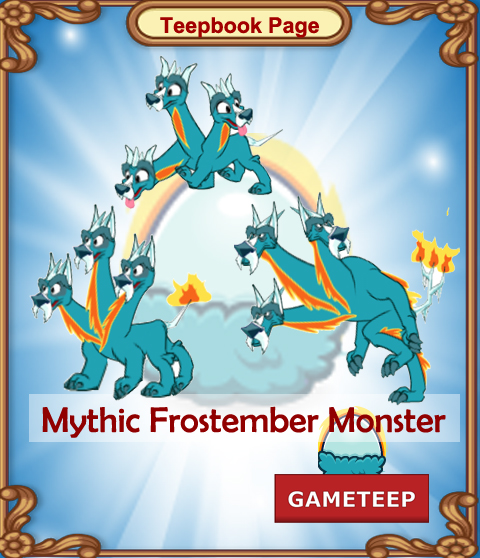 Tiny Monsters Mythic