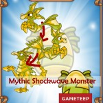 Tiny Monsters Teepbook - Mythic Shockwave Monster