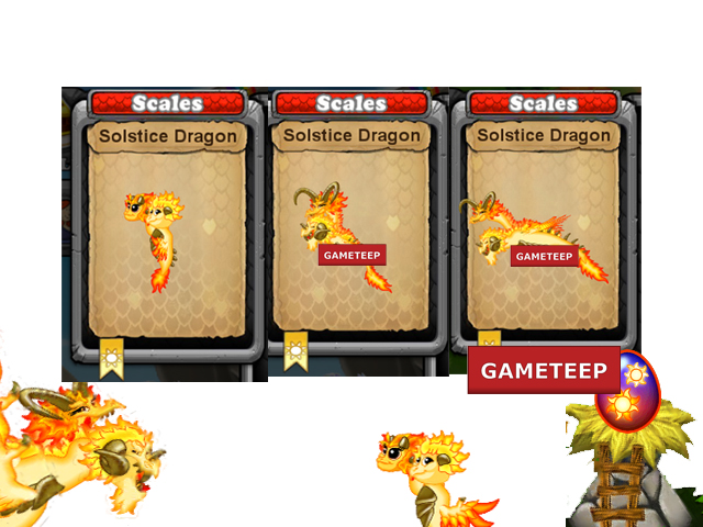 Fire Dragon Dragon Vale