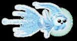 Fish with Attitude Diamond Fish