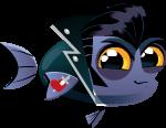 Fish with Attitude Rebel Fish Adult