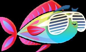 Fish With Attitude Ultra Rare Cool Fish Gameteep