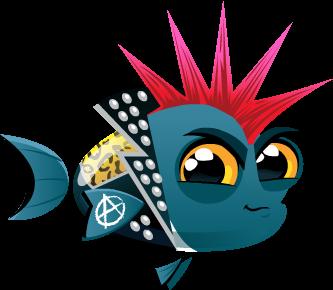 Fish with attitude rare rebel fish gameteep for Fish with attitude 2