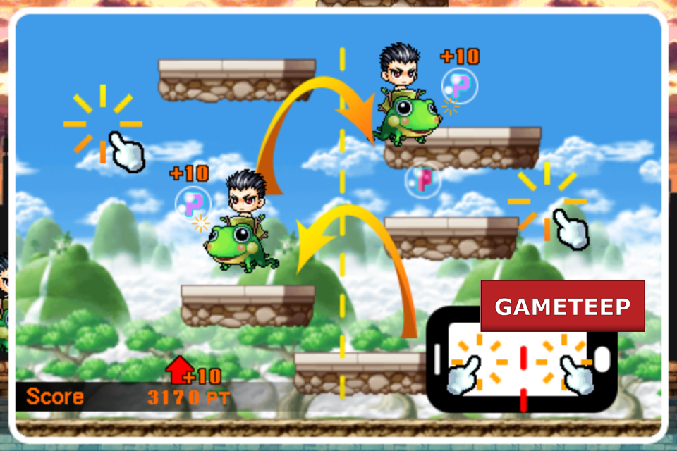 MapleStory-Live-Review-Screenshot-6 being the top Sniper in Maplestory Mesos