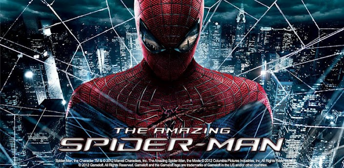 The Amazing Spider-Man Picture Screen