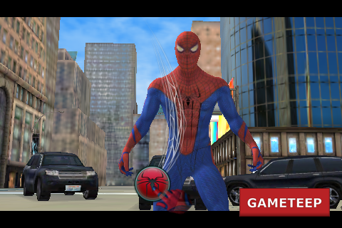 The Amazing Spider Man iPhone - Android Up Close and personal