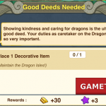 Dragon Story Free Gold Quest 3