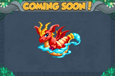 Dragon Story - Mirage Dragon Coming Soon