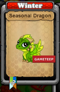 DragonVale Seasonal Dragon Baby Icon