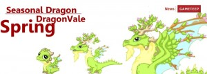 DragonVale Seasonal Dragon Spring