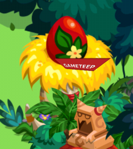 Monster Story Leaf Lion Monster Egg