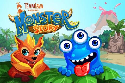 Monster Story | Gameteep