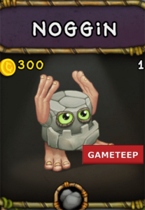 My Singing Monsters - Noggin Monster