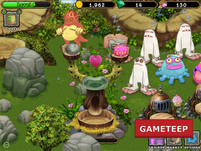My Singing Monsters Noggin Secret Likes Hikethegap Com  Apps